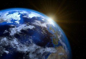 為全球大瘟疫禱告